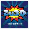 Zu3D logo
