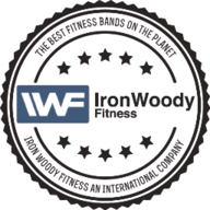 Iron Woody Fitness Bands logo