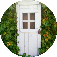 The Magic Door logo