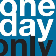 One Day Only logo