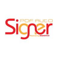 PDF AutoSigner logo