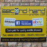 Second-Handphones.com logo