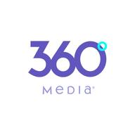 360° media logo