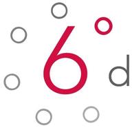 6 Degrees PR logo