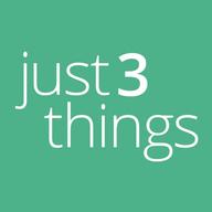 just3things logo
