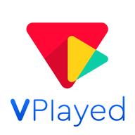 VPlayed logo
