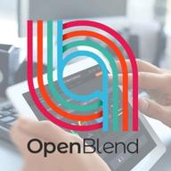Open Blend logo