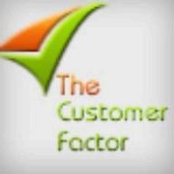 The Customer Factor logo