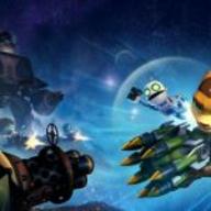 Ratchet & Clank: Going Commando logo