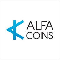 ALFAcoins logo