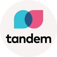 Tandem – language exchange logo