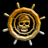 Pirates of the Caribbean Online logo
