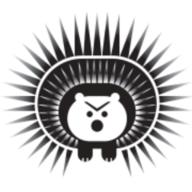 Hystrix logo