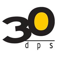 30dps logo