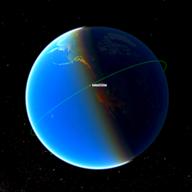 See A Satellite Tonight logo