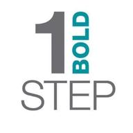 1 Bold Step logo