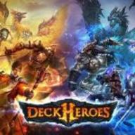 Deck Heroes: Legacy logo