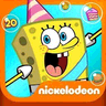 SpongeBob Moves In logo