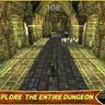A Castle Run: Dungeon Knight logo