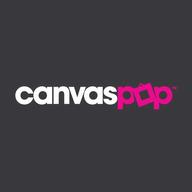 CanvasPop Scented Prints logo