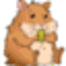 Hamster Life logo