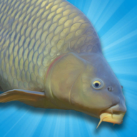 Carp Fishing Simulator logo
