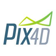 Pix4Dmodel logo