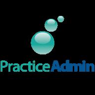 PracticeAdmin EMR logo
