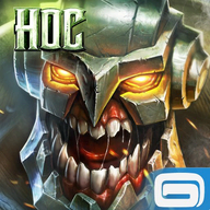 Heroes of Order and Chaos logo