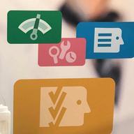 Medica EasyCell logo