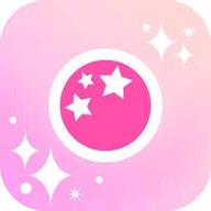 Photo Glitter Light effect logo