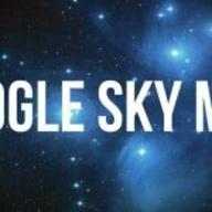 Google Sky Map logo