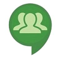 Business Hangouts for G Suite logo