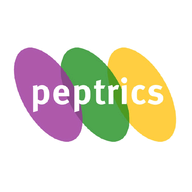 Peptrics logo