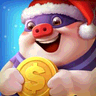 Piggy Go: Clash of Coin logo