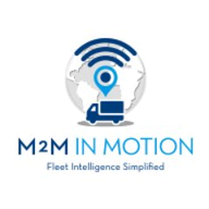 M2M In Motion logo