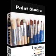 Pixarra Paint Studio logo