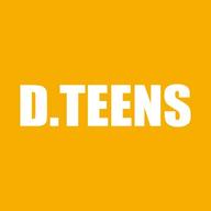 D.teens logo