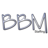 BBM Staffing logo