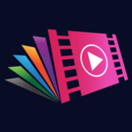 Photo + Music = Video logo
