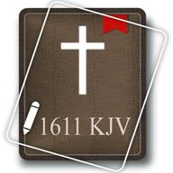 1611 King James Bible logo