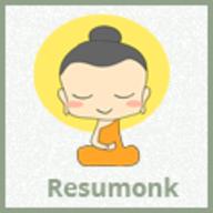 Resumonk logo