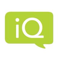 iQ Media logo