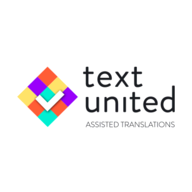 Text United logo