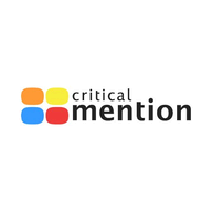 Critical Mention logo