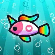 Pocket Aquarium: Craziest Aquarium logo