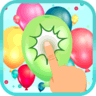 Balloon Pops Game by TheLearningApps logo