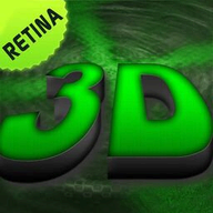 3D Wallpapers Backgrounds logo