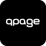 QPage logo