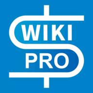 WikiPro logo